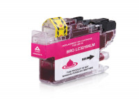 Bild fuer den Artikel IC-BRO3219XLmg: Alternativ-Tinte BROTHER LC-3219XLM XL-Version in magenta