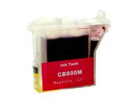 Bild für den Artikel IC-BRO800mg: Alternativ-Tinte BROTHER LC800M in magenta