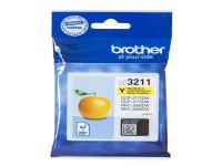 Original Tintenpatrone Brother LC3211Y gelb