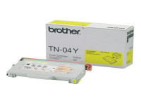 Original Toner gelb Brother TN04Y gelb
