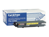 Original Toner schwarz Brother TN3280 schwarz