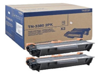 Original Toner Brother TN3380TWIN schwarz
