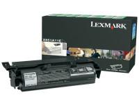 Original Toner schwarz Lexmark X651A11E schwarz