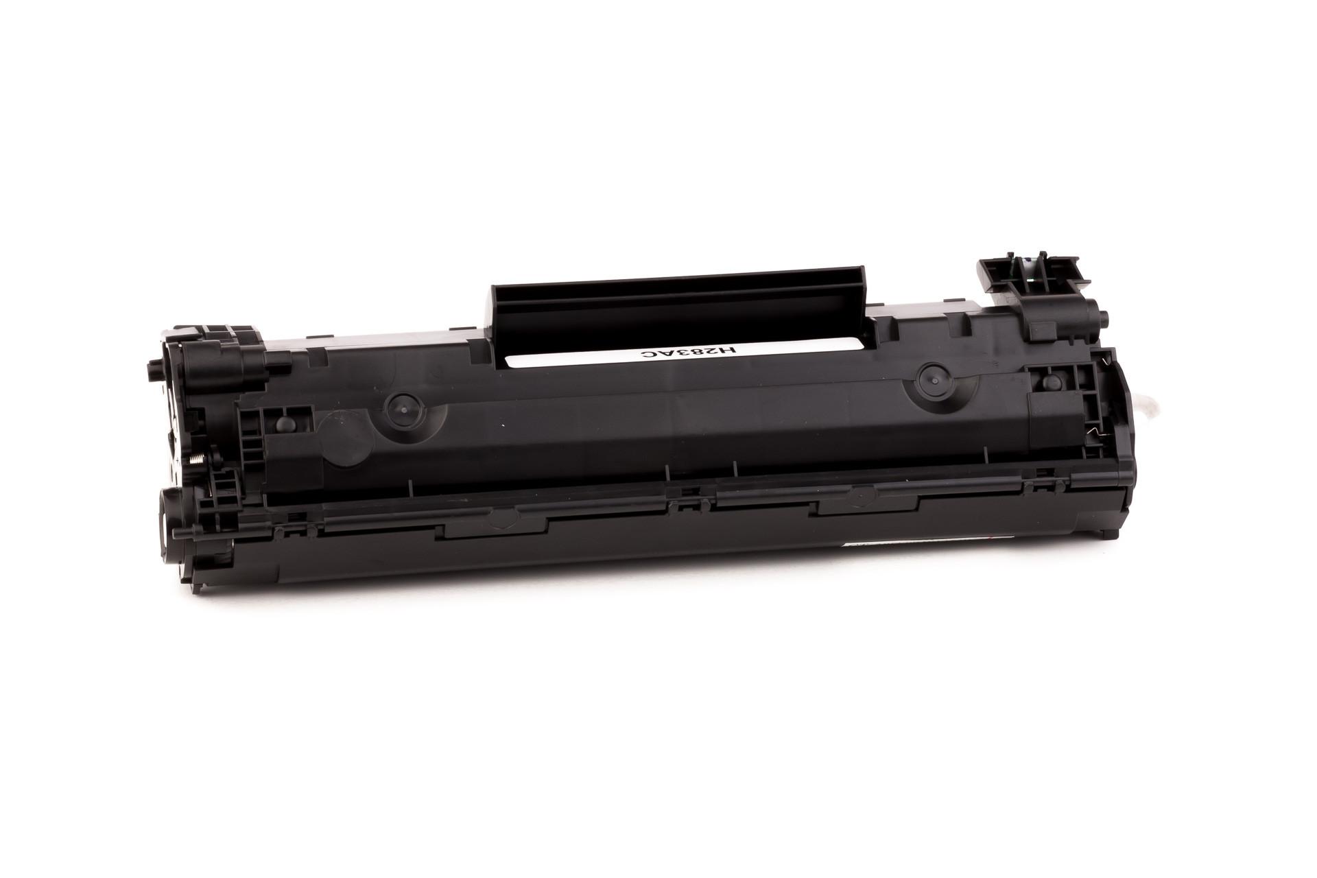 Hp Laserjet Pro Mfp M 125 Nw Tonerkartusche Alternativ Toner Compatible 83a Cf283a Cartridge M125 M127fn Alternative With Cf 283 A